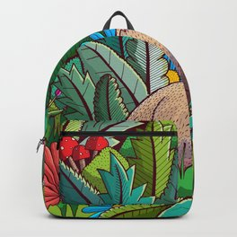 The rabbit of the woods Backpack
