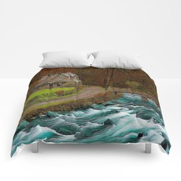 A Secluded View Comforters