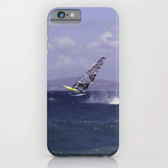 Catching Wind iPhone & iPod Case