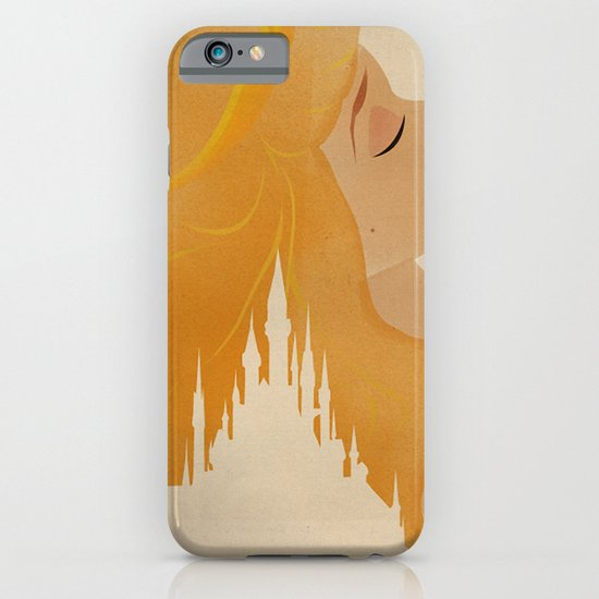 Sleeping Beauty iPhone & iPod Case