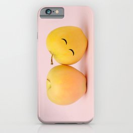 You can lean on me iPhone Case