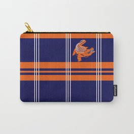 Preppy Gator Carry-All Pouch