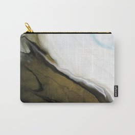 Slice of Heaven - Original Abstract Painting Carry-All Pouch