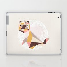 Geometric Cat Laptop & iPad Skin