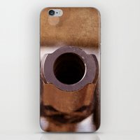 welcome iPhone & iPod Skins featuring Welcome by digital2real
