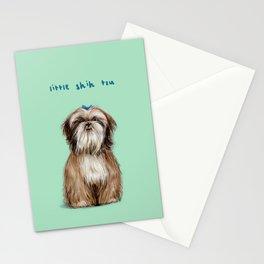 Shih Tzu Stationery Cards