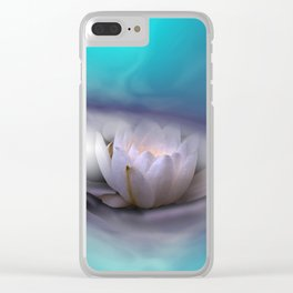 little pleasures of nature -27- Clear iPhone Case
