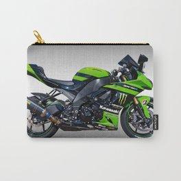 Kawasaki Motorbike Carry-All Pouch