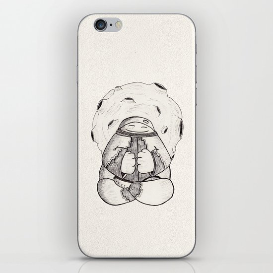 Buda  iPhone & iPod Skin