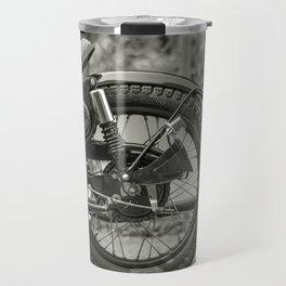 The Vintage Royal Enfield Bullet 350 Motorcycle Travel Mug