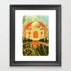 Taj  Framed Art Print