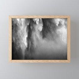 Waterfall Framed Mini Art Print