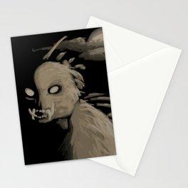 Chupacabra Boy  Stationery Cards