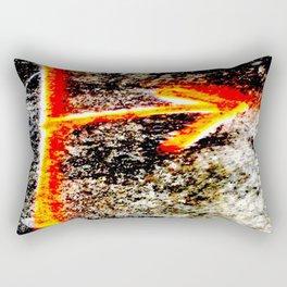 City 020 Rectangular Pillow