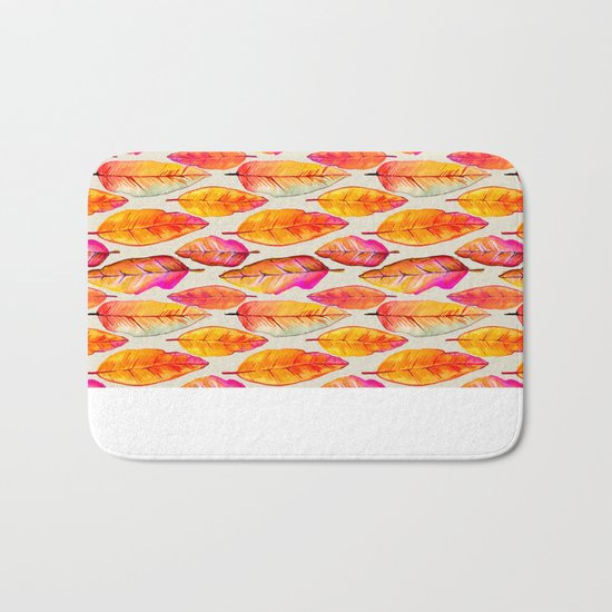 It's Autumn Bath Mat