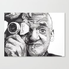 Weegee Canvas Print