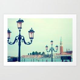 Venice II Art Print