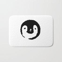 Baby Penguin Face Bath Mat