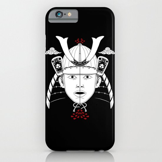 Perfect Samurai Slice iPhone & iPod Case