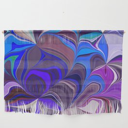 Fall colors Abstract Wall Hanging