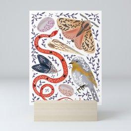 Magical Fauna Mini Art Print