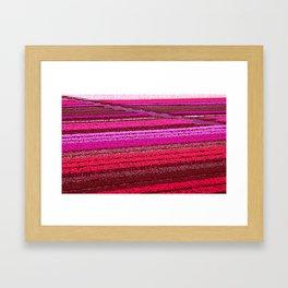 Louisa's Flower Farm Framed Art Print