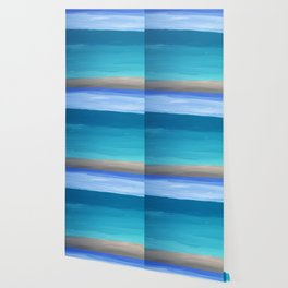 Abstract Sea Wallpaper