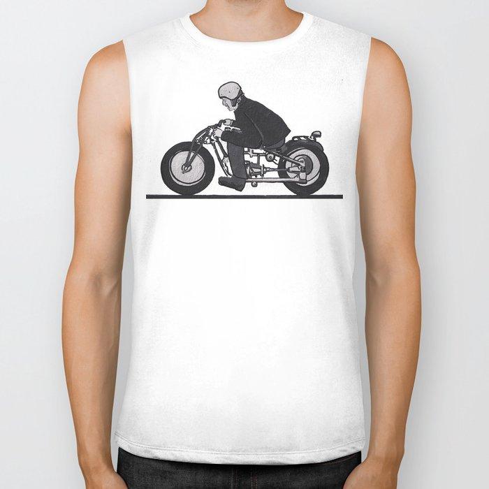 """The """"DEICH"""" RIDER Biker Tank"""