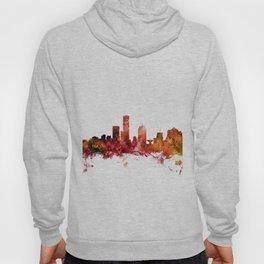 Milwaukee Wisconsin Skyline Hoody