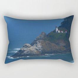 Heceta Head Lighthouse Rectangular Pillow