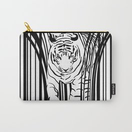 Tigers extinct in 12 years? Carry-All Pouch