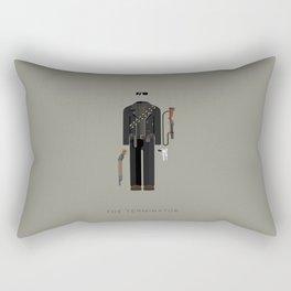 The Terminator | Famous Costumes Rectangular Pillow
