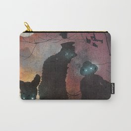A Town Meeting Carry-All Pouch