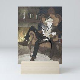 Johnny Knight Mini Art Print