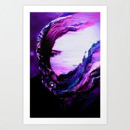VISIONS Art Print
