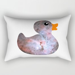 Deep Duckie Rectangular Pillow