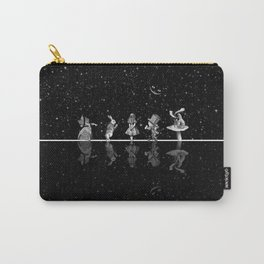 Wonderland Starry Night - Alice In Wonderland Carry-All Pouch