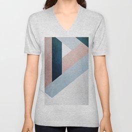 Complex Triangle Unisex V-Neck