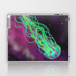 Jellyfish in Space Laptop & iPad Skin