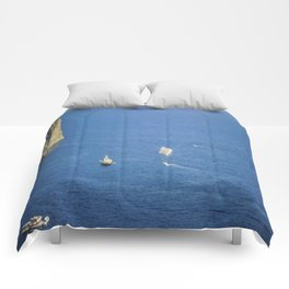 Capri, Amalphi Coast, Italy 7 Comforters