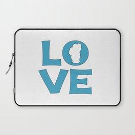 LOVE TAHOE Laptop Sleeve