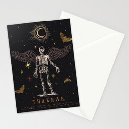 Dread & Wonder Stationery Cards