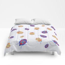 Harlequin bugs Comforters