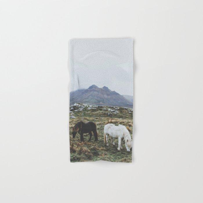 Iceland X Hand & Bath Towel