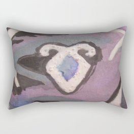 Angelic Camo Rectangular Pillow