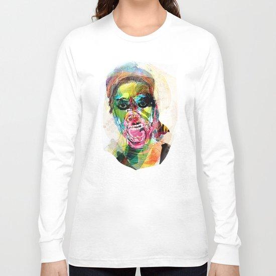 The human beast Long Sleeve T-shirt