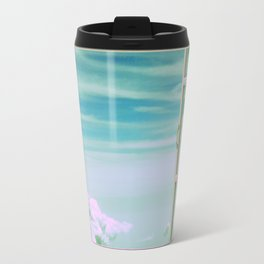 The View From Up Here Travel Mug