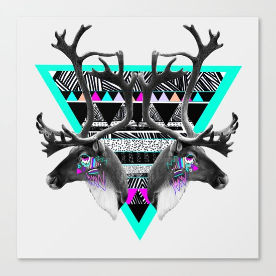 ▲CARIBOU▲ Canvas Print