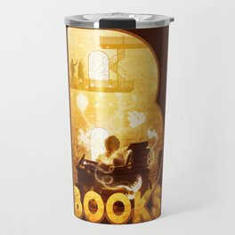 B for Books Travel Mug