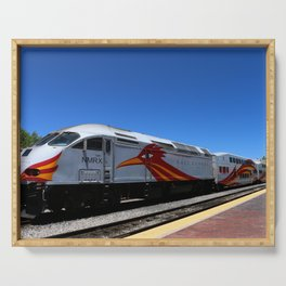 New Mexico Rail Runner Serving Tray